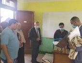رئيس مياه القليوبية يدلى بصوته فى انتخابات الشيوخ ويؤكد: المشاركة واجب وطنى