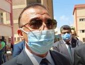 محافظ الإسكندرية يؤكد محور المحمودية مشروع تنمية متكامل وليس ناقل حركة فقط