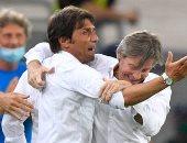 كونتي: هدفنا الوصول لأبعد حد في الدوري الأوروبي