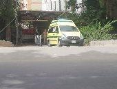 مصرع فتاة وإصابة 7 أشخاص بحادث انقلاب سيارة على طريق الإسماعيلية القاهرة