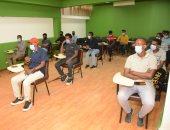 انطلاق فعاليات البرنامج التدريبى للطلاب الوافدين بمنظمة خريجى الأزهر