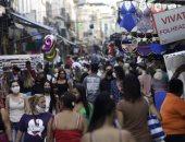 زحام شوارع وشواطئ البرازيل ووفيات كورونا تتخطى 100 ألف حالة
