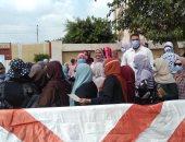 إقبال كثيف من الناخبين بالقليوبية قبل إغلاق باب التصويت بانتخابات الشيوخ