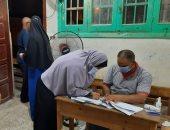زيادة الإقبال على التصويت فى الساعات الأخيرة من انتخابات الشيوخ ببنى سويف