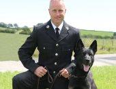 كلب بوليسى يتمكن من حل قضية اختفاء سيدة وطفلها فى أول يوم عمل له.. اعرف قصته