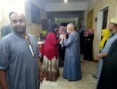 صور .. تزايد أعداد الناخبين باللجان الانتخابية فى الساعة الأخيرة بالمنوفية