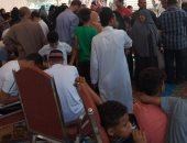 صور.. زحام على لجان كرداسة قبل غلق صناديق الاقتراع