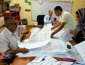 مدير أمن الجيزة يتابع الترتيبات الأمنية باللجنة العامة لانتخابات الشيوخ بالجيزة