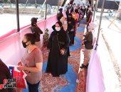 """""""تنسيقية الأحزاب"""" ترصد إقبال السيدات على المشاركة بجولة الإعادة لانتخابات الشيوخ"""