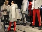 عودة موضة الثمانينات والتسعينات للملابس الرياضية فى إيطاليا.. صور