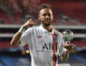 نيمار أفضل لاعب فى مباراة سان جيرمان وأتالانتا بدورى أبطال أوروبا