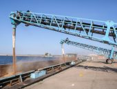 ميناء دمياط يعلن استقبال 14 سفينة آخر 24 ساعة