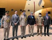 وصول الدفعة الرابعة من المساعدات المصرية للبنان