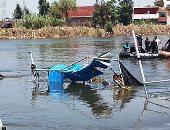 والد وعم ضحيتين بحادث معدية دمشلى يشيد بفرق الإنقاذ ويكشف سبب الغرق