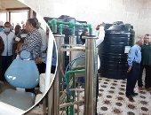 عضو بمبادرة حياة كريمة يبرز لإكسترا نيوز الجهود فى مساعدة القرى الأكثر فقرا