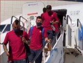 وصول بعثة برشلونة إلى البرتغال لمواجهة بايرن ميونخ بدورى أبطال أوروبا.. فيديو