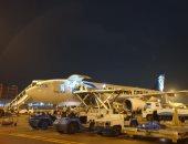 تسيير أولى رحلات مصر للطيران للشحن الجوى إلى سريلانكا منذ عقود.. صور