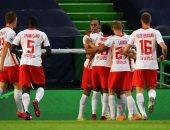 كل أهداف الخميس.. لايبزيج يطيح بأتلتيكو مدريد خارج دورى الأبطال