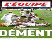 ليكيب عن تأهل باريس سان جيرمان: الجنون فى دوري أبطال أوروبا