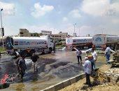 محافظة الجيزة تجهز 40 مدرسة لاستخدامها أماكن للإيواء وقت السيول