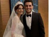 محمد عساف بعد حفل زفافه: زوجتى معندهاش أى حساب على السوشيال ميديا