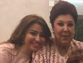 غادة رجب فى ذكرى 40 رجاء الجداوى: وحشتينا يا روجا.. روحك عايشة معانا