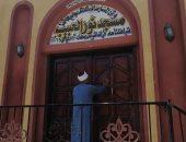 """صور.. """"أوقاف الأقصر"""" تقود جولات لمتابعة غلق المساجد بالمدن وقت الجمعة"""