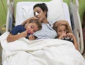 نادين نجيم: صرت أحسن وأخرج من المشفى بكرة