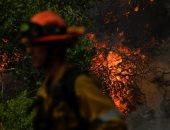 حرائق الغابات تدمر مئات المنازل بمدينة كاليفورنيا الأمريكية