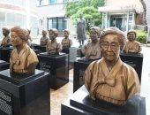 كوريا تحيى ذكرى النساء الآسيويات اللواتى أجبرن على العبودية الجنسية فى الحرب