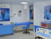 صور.. تطوير جناح العمليات بمستشفى الأطفال جامعة المنصورة