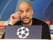 جوارديولا: دوري أبطال أوروبا بطولة مُعقدة ولا أفكر في ليفربول الآن