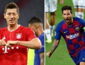 التشكيل الرسمى لقمة برشلونة ضد البايرن فى ربع نهائي دورى أبطال أوروبا