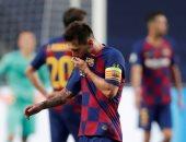 مدير برشلونة السابق: لا أستطيع رؤية البارسا بدون ميسي