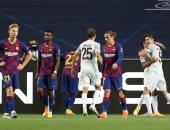 دوري أبطال أوروبا.. أرقام قياسية تدعم بايرن ميونخ فى موقعة برشلونة