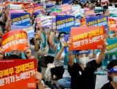 آلاف الأطباء يضربون عن العمل بكوريا الجنوبية احتجاجا على خطة الإصلاح