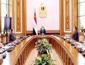 الرئيس السيسى يوجه بمواصلة جهود التنمية الشاملة فى سيناء وفق مخطط الدولة الاستراتيجى.. ويشدد على الالتزام بتطبيق أحدث المعايير الإنشائية والتكنولوجية بالعاصمة الإدارية الجديدة