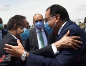 مصطفى مدبولى فى زيارة رسمية للسودان