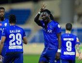 التشكيل الرسمي لمباراة الهلال ضد الحزم فى الدوري السعودي