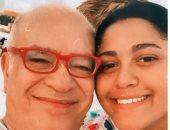 صلاح عبد الله يحتفل بعيد ميلاد ابنته: كل سنة وانتى أنا يا آخر عنقود الهنا