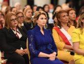 زوجة الرئيس التونسى تخطف الأضواء فى أول ظهور رسمى لها..صور