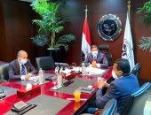 رئيس هيئة الاستثمار يلتقى العضو المنتدب لشركة سيمنس لبحث سبل التعاون