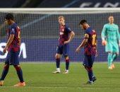 أهداف الجمعة.. بايرن ميونخ يمطر شباك برشلونة بـ8 أهداف تاريخية
