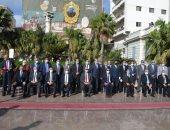 رئيس جامعة بني سويف يشاررك فى اجتماع المجلس الأعلى للجامعات بالإسكندرية