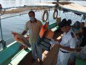 محافظ البحيرة : مراجعة جميع المعديات والتأكد من صلاحيتها وسريان تراخيصها
