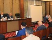 صور.. اللجنة التشريعية بالبرلمان توافق على اتفاق مجلس أمناء الجامعة الأمريكية