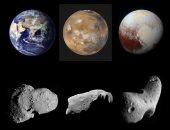 لعشاق الفضاء.. ايه الفرق بين الكوكب والكويكب؟
