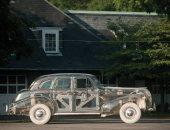 تعرف على سر أول سيارة شفافة تم تصنيعها فى الولايات المتحدة الأمريكية