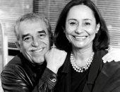 """وفاة """"مرسيدس"""" أرملة الكاتب العالمى ماركيز عن عمر 87 عاما.. مصرية الأصل"""