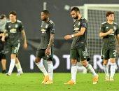 كل أهداف الأحد.. إشبيلية يطرد مانشستر يونايتد من الدورى الأوروبى